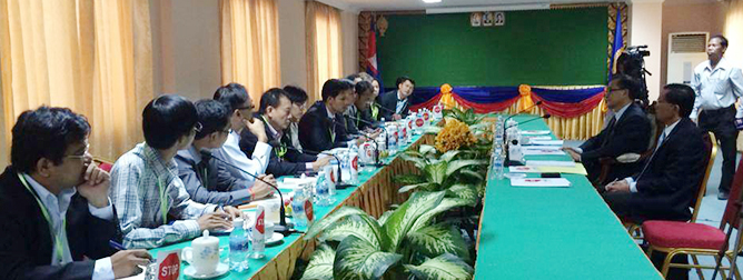 CSOs meet leader of National Assembly, Sam Rainsy, over LANGO